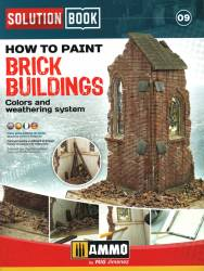Solution Book - How To Paint Brick Buildings. Colors And Weathering System