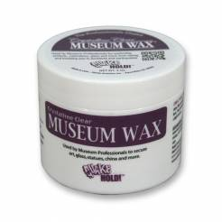 Museum Wax 2 oz. Clear