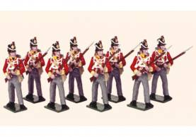 Tradition Of London 709 British Line Infantry