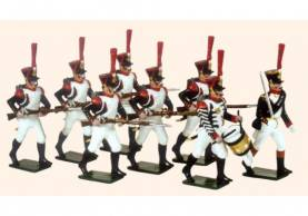 Tradition Of London #723 French Line Infantry Grenadiers