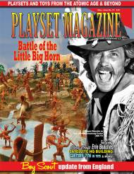 Playset Magazine Issue # 75 Battle of the Little Big Horn