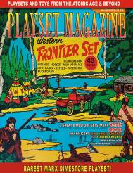 Playset Magazine Issue #79 The Western Frontier