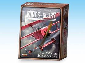 Wings Of Glory: WWI Rules And Accessories Pack