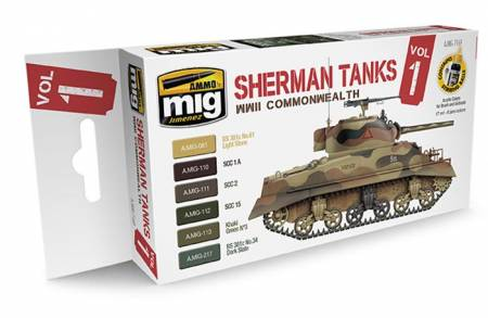 Michigan Toy Soldier Company : AMMO by Mig - Acrylic Paint