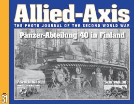 Allied Axis 31: Photo Journal of WWII