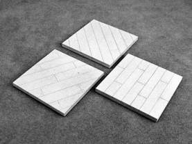 Wood Plank Bases (2)