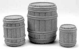 Wooden Barrels Closed Combo Pack
