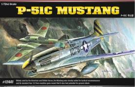 P51C Mustang Fighter