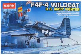 F4F4 Wildcat USN Fighter