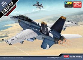 F/A18F VFA103 Jolly Rogers USN Jet Interceptor (New Tool) (Snap)