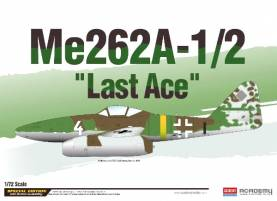 Me262A1/2 Last Ace Fighter/Bomber (Special Edition)