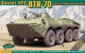 BTR70 Early Production Soviet Armored Personnel Carrier