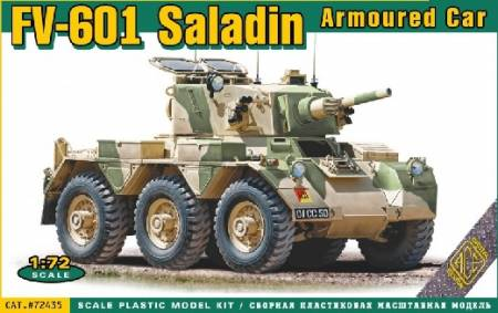 FV601 Saladin Armored Car