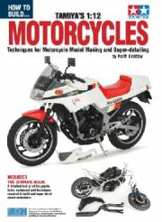 How to Build Tamiyas 1/12 Motorcycles Book