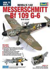 How to Build Revells 1/32 Messerschmitt Bf109G6 Book