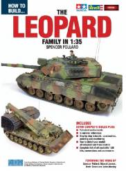 How to Build the Leopard Family in 1/35 Book