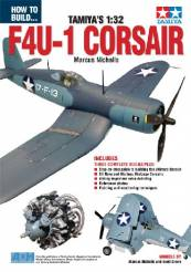 How to Build Tamiyas 1/32 F4U1 Corsair Book