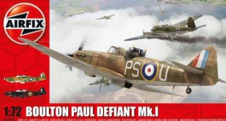 Boulton Paul Defiant Mk I Fighter