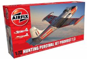 Hunting T3/T3a Percival Jet Provost Aircraft