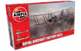 Factory BE2C Scout Recon RAF Biplane