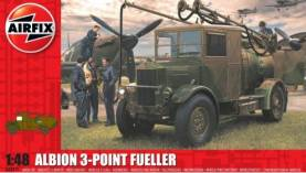 Albion AM463 3-Point Refueling Truck