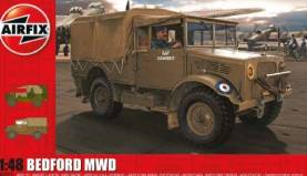 Bedford MWD Light Military Truck