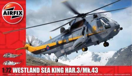 Westland Sea King HAR3/Mk43 Helicopter