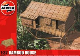 South-East Asia Bamboo House
