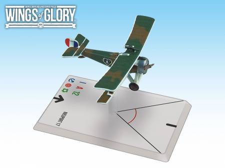 Wings of Glory: Nieuport 17 (Nungesser)