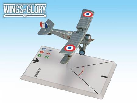 Wings of Glory: Nieuport 17 (Thaw/Lufbery)