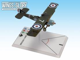 Wings of Glory WWI: Sopwith 1 1/2 Strutter Comic (78 Squadron)