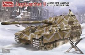 WWII Jagdpanther II German Tank Destroyer (New Tool)