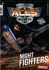 Aces High Magazine Issue no. 1: Night Fighters