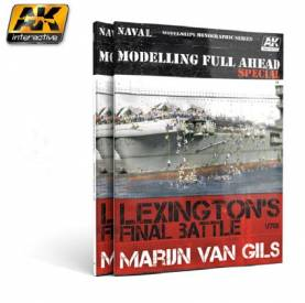 Modelling Full Ahead Special 1 Lexington's Final Battle