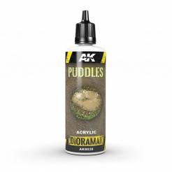 Diorama Series: Puddles 60 ml.