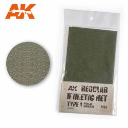 Mimetic Net Type 1 - Field Green