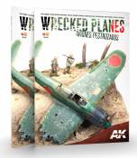 Wrecked Planes Weathered Modelling Book