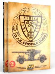 DAK Profile Guide Book Afrika 1941-1943 Second Edition