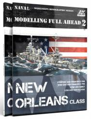Modelling Full Ahead Volume 2: New Orleans Class