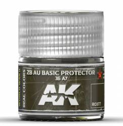 Real Colors: ZB AU Basic Protector 36 A7 Acrylic Lacquer Paint