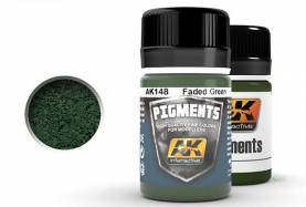 Pigment- Faded Green 35ml Bottle