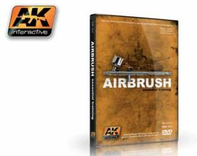 Airbrush Essential Training DVD