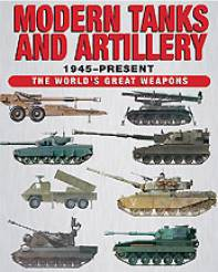 Modern Tanks and Artillery 1945-Present