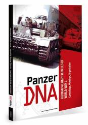 Panzer DNA- German Military Vehicles of World War II - Camouflage, Markings and  Organization