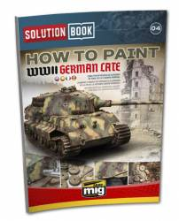 WWII Late German Solution Book