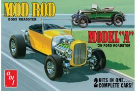 1929 Ford Model A Roadster (2 Kits)