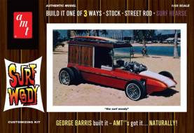 George Barris Surf Woody (Orange)