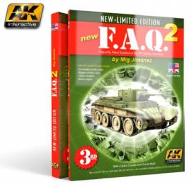 F. A. Q. AFV Painting Techniques 3rd Edition