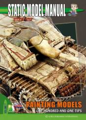 Auriga Publishing - Static Model Manual 7: Painting Models One Hundred and One Tips
