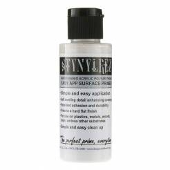 Stynylrez Water-Based Acrylic Primer White 2oz. Bottle